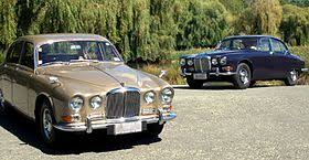 Jaguar 420 and Daimler Sovereign 1966–69
