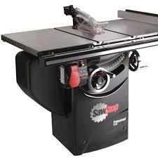 sawstop pcs31230 tgp252 220 volt 52 inch professional t glide