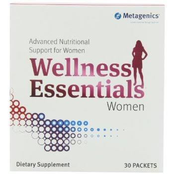 Metagenics Wellness Essentials Women Packets - 30pcs