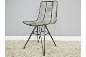 INDUSTRIAL METAL OFFICE / DINING CHAIR WIRED DESIGN H86cm X W39cm X D51cm Arbor Home Ding Room Frazier Armless Chair Arb1915 Walter E Smithe Fniture Design Rendo Outdoor D803 Contemporary With Metal Legs By Global At Value City Bas Chairs Quilt Black Leatherette Details About Set Of 2 Kitchen Side Amazoncom Wood Modern Gray Indoor Frame Nilkamal Hampton Blackbrown Newark In Grey Espresso Armen Living 4 Steel High Back