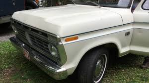 1974 Ford F-100 Custom FOR SALE - YouTube 1974 Ford F100 Truck Slvr Youtube F250 Brush Fire Truck Item 7360 Sold July 12 Fseries Pickup History From 31979 Dentside Is Ready To Surf Fordtruckscom View Awesome For Sale Elisabethyoungbruehlcom For Sale Near Las Vegas Nevada 89119 Classics On Classic Cars Sold Affordable Colctibles Trucks Of The 70s Hemmings Daily Questions Can Some Please Tell Me Difference Betwee