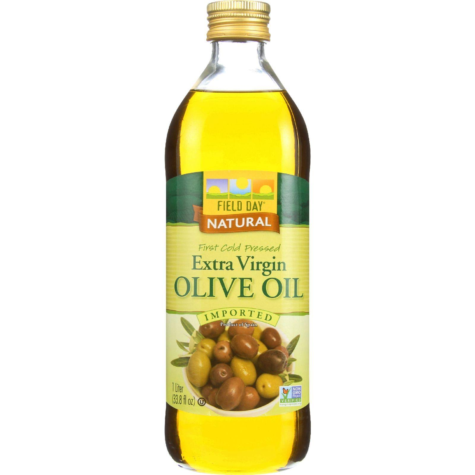 Field Day Extra Virgin Olive Oil - 1 L bottle