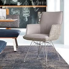 moderner esszimmerstuhl 1203 koinor polster stoff