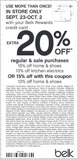 Belk Coupons - 15% Off At Belk, Or Online Via Promo Code ...