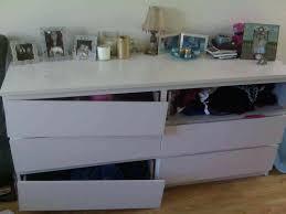White 3 Drawer Dresser Walmart by Dressers White 3 Drawer Dresser Walmart Nordli Ladekast 3 Lades