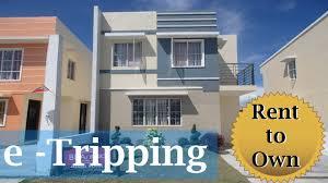 100 House Na Rent To Own Mura At Maluwag Na Bahay Sa Cavite Park Infina Alapan Imus