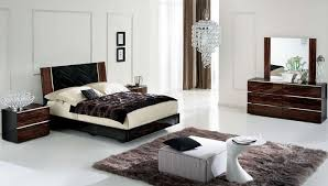 White bedroom dark furniture photos and video