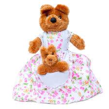 Mamma Bear And Baby