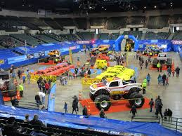 100 Monster Trucks Cleveland Hot Wheels Live Crash Zone Party With Ken Carman
