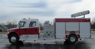 100 Freightliner Fire Trucks EONE Hamburg New York