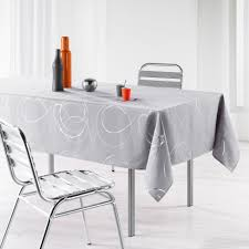 nappe service table nappage antitache rectangle 150x240 cm bully