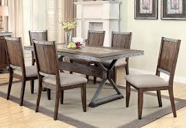 Amazing Home Sophisticated Industrial Style Dining Table In The Block Shop