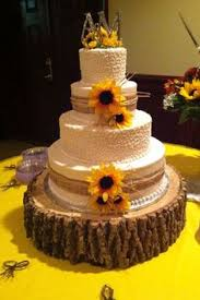 Like This Cake Wedding Cakes With SunflowersSunflower CakesRustic Sunflower