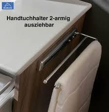 marlin handtuchhalter 2 armig zur korpusmontage hh233