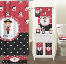 Finding Nemo Bath Set by Bathroom Fabulous Charming Red Pirate Bathroom Decor And