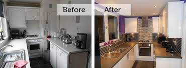 ideas for making a small kitchen appear bigger from www tommywelsh