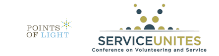 Points of Light s Conference on Volunteering and Service Benefits