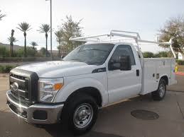 100 2012 Ford Trucks For Sale USED FORD F250 SERVICE UTILITY TRUCK FOR SALE IN AZ 2156