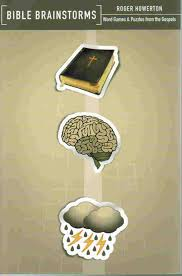 Bible Brainstorms Word Games Puzzles From The Gospels