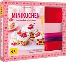 minikuchen m silikonformen