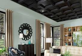 Cutting Genesis Ceiling Tiles by Coffered Ceiling Armstrong Ceilings Residential