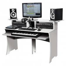 Techni Mobili Super Storage Computer Desk Canada by Zaor Marea X32 Studio Workstation Desk Recording Pinteres Swamp Ws