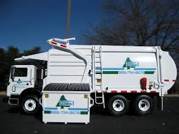 First Gear IESI Front Load Garbage Truck. | First Gear IESI … | Flickr