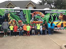 99 Game Party Truck Video In Plano Xtreme Rs DFW Video
