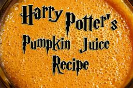 Pumpkin Pasties Recipe by Pumpkin Juice Recipe From The Wizarding World Of Harry Potter