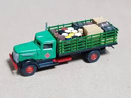 100 Paint My Truck Eight Quick Work S Two Trailers And A Structure Model