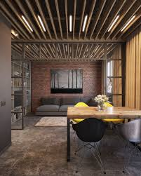 100 Exposed Ceiling Design Wood Beam Interior Ideas