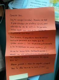 Cartas Anónimas En El Aula De ELE ProfeDeELE