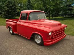 1957 Chevrolet Silverado For Sale | ClassicCars.com | CC-874470 1957 Chevytruck Chevrolet Truck Ct7578c Desert Valley Auto Parts 3100 12 Ton Pickup Truck Custom Trucks For Sale Near Lavergne Tennessee 37086 4x4 Truckss Napco 4x4 Trucks For Sale Chevy Swb The Hamb A Cameo Appearance Pick Up Rare Apache Shortbed Stepside Original V8 Cab Big Ls Powered Dp Chevy Right Rear Angle Fords Answer To Short Bed Cool Diesel In Northwest Indiana Elegant