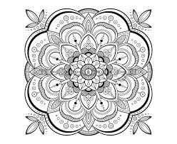 Mandala Coloring Book Pdf 3