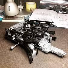NonExs Pocher Lamborgini Aventador Coupe LP7004 Nero Nemesis