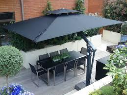 Large Cantilever Patio Umbrella by Poggesi Specialists In Impressive Large Umbrellas