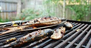 barbecue a la plancha sardines grillées à la provençale au barbecue ou à la plancha