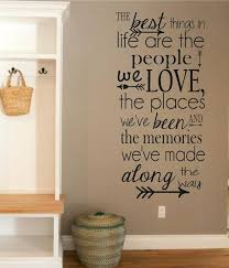 Wall Quotes Decor Home Wood Freecolors