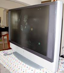 sony rear projection tv ebay