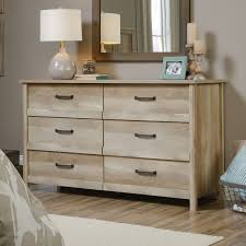 Sauder Shoal Creek Dresser Diamond Ash by Sauder Shoal Creek 6 Drawer Dresser Hayneedle