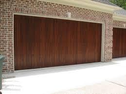 Custom Wood Doors From Overhead Door Katy Give Your Home Added Appeal