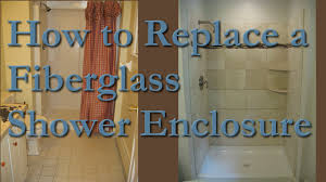 how to remodel fiberglass shower stall with marble tile ma ri