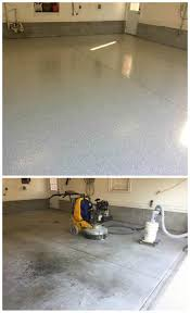 Self Leveling Floor Resurfacer Exterior by 24 Best Amazing Garage Floors Images On Pinterest Garage