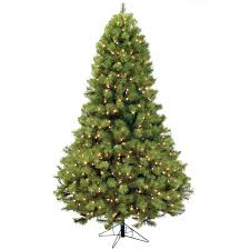 Pre Lit Christmas Tree Canada by C21 7 5 Ft Pre Lit Livingston Spruce Christmas Tree At Home At