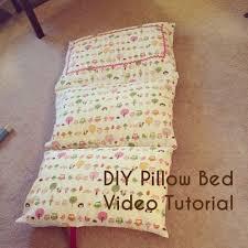 Best 25 Pillow beds ideas on Pinterest