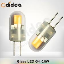 12v glass led g4 dimmable 2400k dia9 8x27 3mm buy 120v g4 light