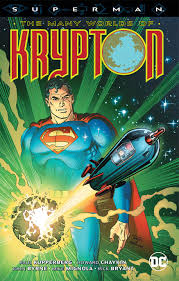 Witness The Past Of Supermans Homeworld In SUPERMAN THE MANY WORLDS OF KRYPTON This New Title Collecting WORLD 1 3