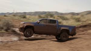 100 Truck Jumping I Almost Killed A 2018 Chevrolet Colorado ZR2 OffRoading But This