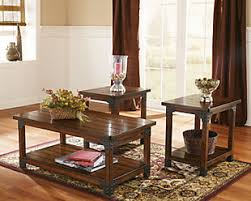 Large Murphy Table Set Of 3 Rollover