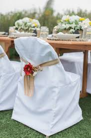 Shabby Chic Dining Room Chair Covers by Best 25 Folding Chair Covers Ideas Only On Pinterest Cheap